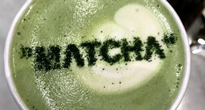 My Morning Matcha Recipe