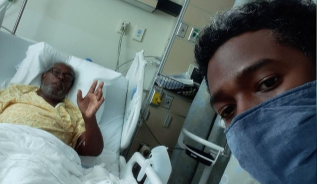Son Donates Liver to Father: 'It's a Miracle from God'