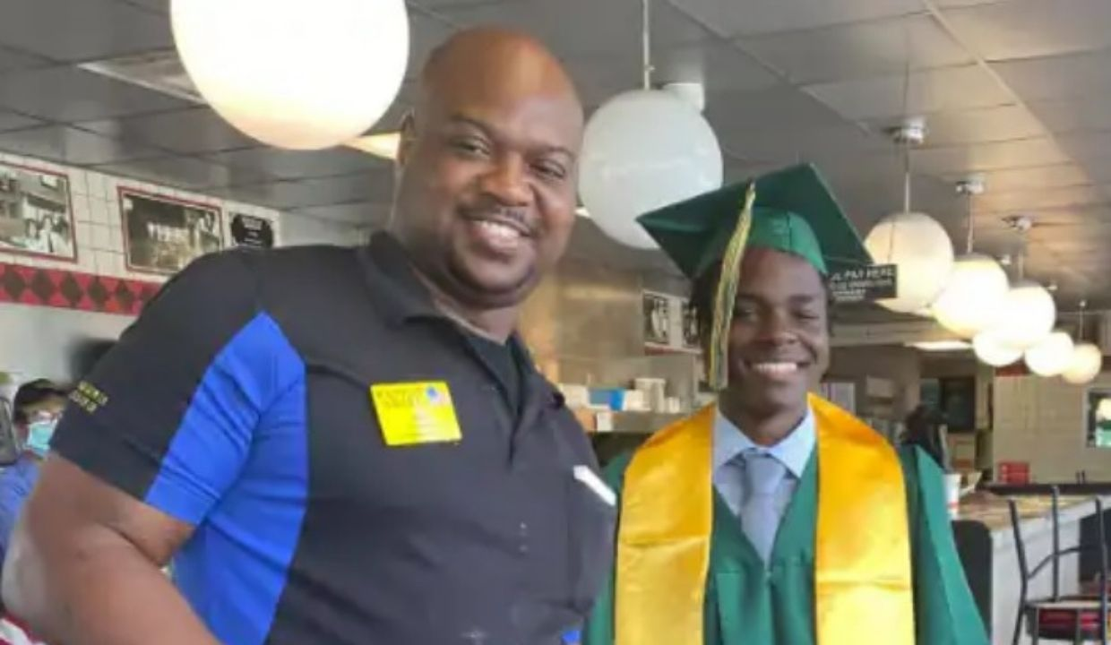 Alabama Waffle House Cooks Up Surprise to Get Employee to Graduation